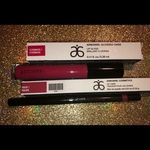 🌹BOGO Arbonne Lip Gloss + FREE matching liner!🌹